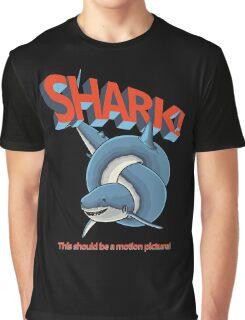 Shark! Graphic T-Shirt