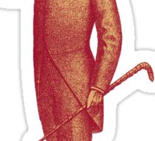 Mr Ezekiel Crane Sticker