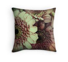 Flower 7 Throw Pillow