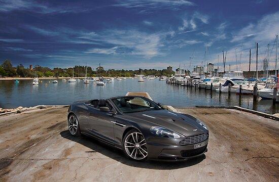 Aston Martin DBS Volante by Jan Glovac Photography