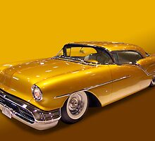 Olds Gold by WildBillPho
