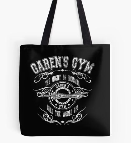 Garen's Gym Tote Bag