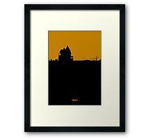 Pipboy World Framed Print