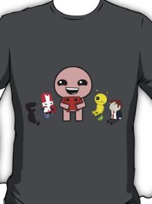 Isaac and his independent soft toys T-Shirt