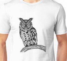 The Weight of Wisdom Unisex T-Shirt
