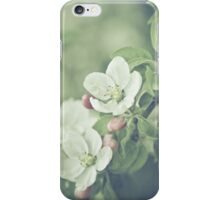 Apple Blossom Baby iPhone Case/Skin