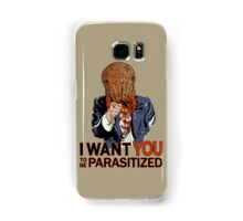 Parasitized. Samsung Galaxy Case/Skin