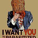 Parasitized. by J.C. Maziu