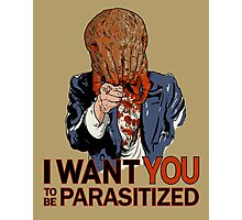 Parasitized. Photographic Print