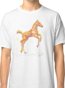 Foal out and about Classic T-Shirt