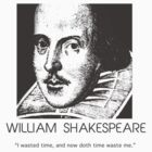 Back to School: William Shakespeare by vjewell