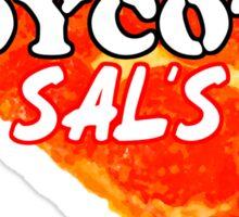 Boycott Sal's Sticker