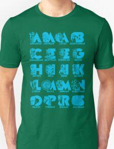 Ancient Civilizations Unisex T-Shirt