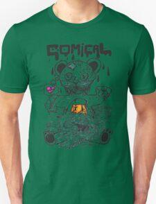 Comical Bear Unisex T-Shirt