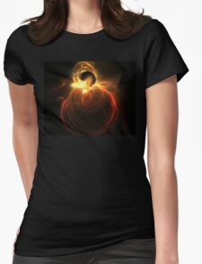Amorphous Womens Fitted T-Shirt