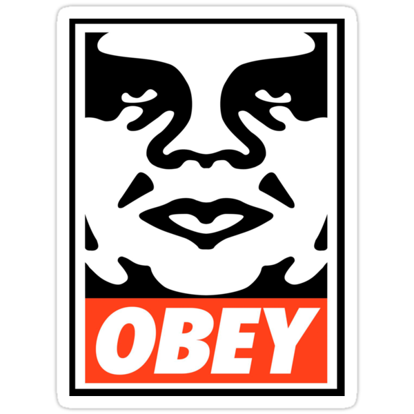 OBEY - André the Giant  by Mike Liberato