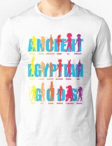 Ancient Egyptian Gods T-Shirt