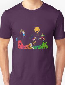 Percentum Xtreme Sports (colour) T-Shirt
