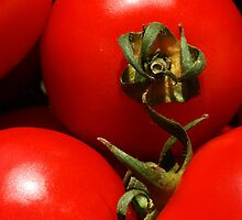 Red, Red Tomatoes by ZWC Photography