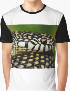 Apalachicola (Goins) King Snake Graphic T-Shirt