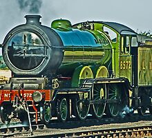 North Norfolk Railway # 1 by Dale Rockell