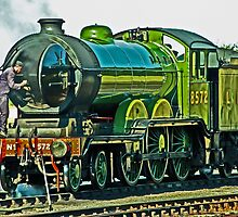 North Norfolk Railway # 4 by Dale Rockell