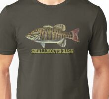 Smallmouth Bass Unisex T-Shirt