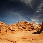 Utahs Goblinscape by Robert Mullner