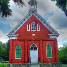 Old Church by James Brotherton