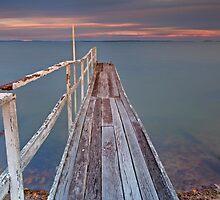 Delapidation - Cleveland  Qld Australia by Beth  Wode