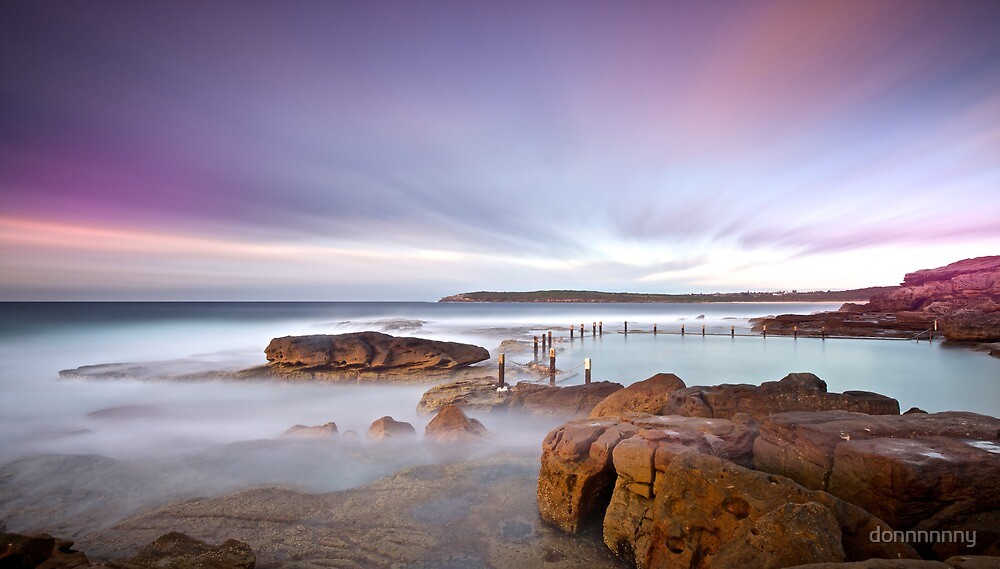 Mahons's Pool Maroobra by donnnnnny