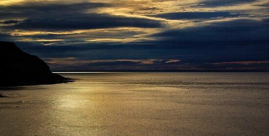 Evening on the Coast by Trevor Kersley