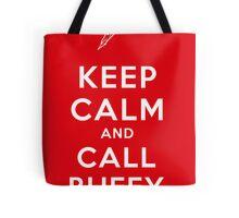 Keep Calm And Call Buffy Tote Bag