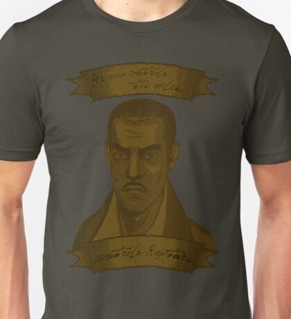 He Who Controls the Splice Unisex T-Shirt