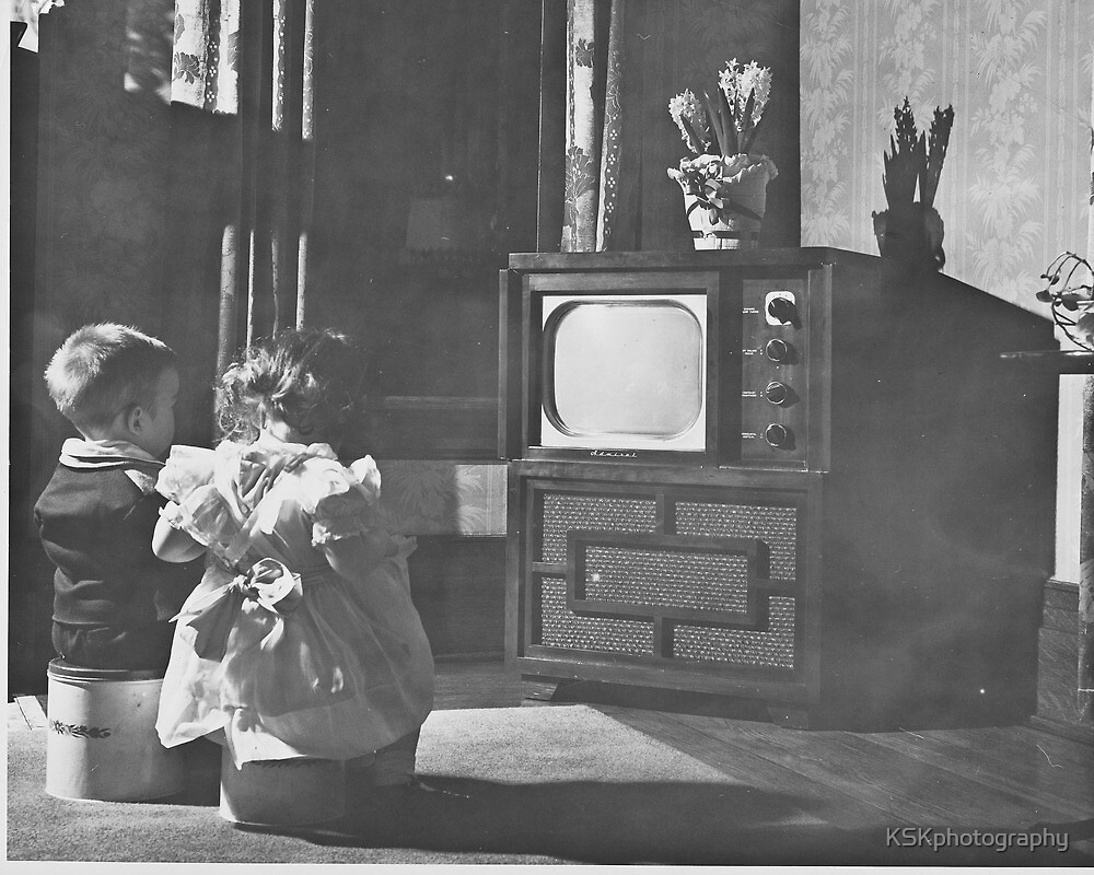 First TV  by KSKphotography