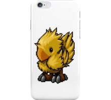 Pixelart Chocobo iPhone Case/Skin
