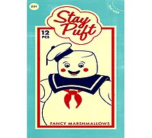 Stay Puffed Photographic Print