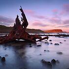 Speke Sunset - Phillip Island by Mark Shean