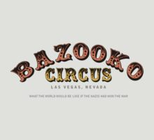 Bazooko's Circus by Lee Jones