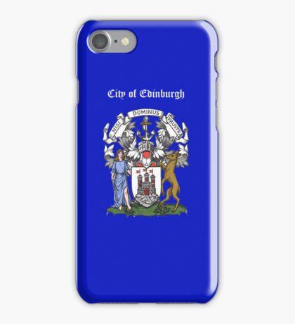 City of Edinburgh iPhone Case iPhone Case/Skin