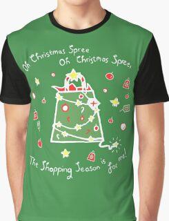 Oh Christmas Spree Graphic T-Shirt
