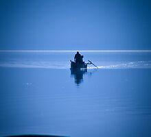 Greek lake-Kerkini by Tasos Hatzikirou