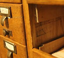 File Away by Grace Doble