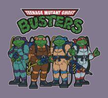 Teenage Mutant Ghost Busters Kids Tee