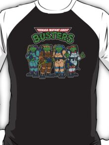 Teenage Mutant Ghost Busters T-Shirt