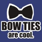 Bowtie's are cool by Jonathon Measday