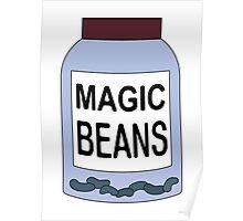Magic Beans Poster