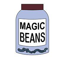 Magic Beans Photographic Print