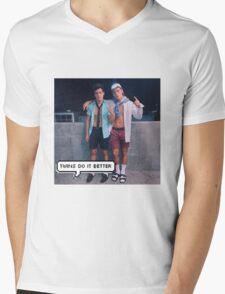 Dolan Twins - twins do it better Mens V-Neck T-Shirt