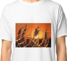 Web of Liquid Gold Classic T-Shirt